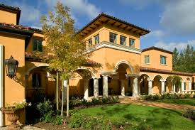 mediterranean home builders monte sereno tuscan custom home mediterranean exterior san