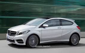 mercedes city car report mercedes to launch sub a class city models in the