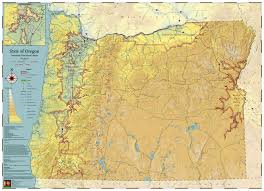 Oregon Wine Country Map by J Christopher Wines Sales Tools Loosen Bros Usa Wine Imports