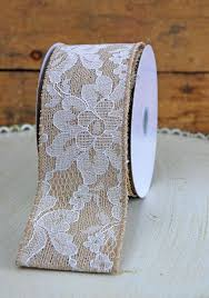 burlap and lace ribbon 96 best burlap and lace images on crafts home and