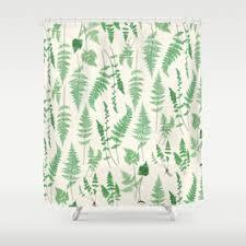 fern shower curtains society6