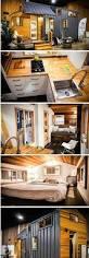 the 204 sq ft kootenay tiny house on wheels from greenleaf tiny