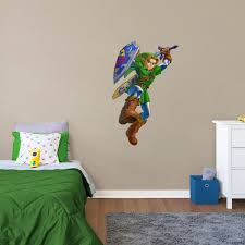 Legend Of Zelda Bedroom Shop Nintendo At Fathead