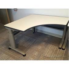 Adjustable Height Corner Desk Desk Adjustable Height Corner Office Desk Manual Height