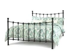 bed frame metal double bed frame metal double bed frame argos