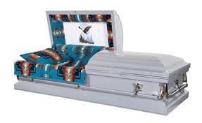 blue casket pierson s funeral service ltd