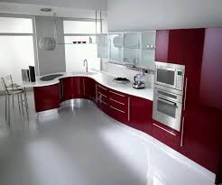 Modern Kitchen Colours And Designs Charming The Most Cool Modern Design Kitchen Cabinets In Colours