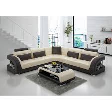 grand canape grand canapé d angle en cuir enzo pop design fr
