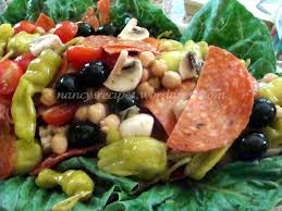 Ina Garten Greek Salad Cheese A Recipe A Day Page 2