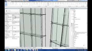Revit Curtain Panel View Class Page Custom Curtain Wall Components Part 2 Summary
