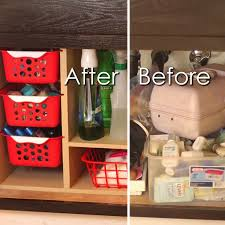 pull out baskets for bathroom cabinets undersink cabinet organizer with pull out baskets cabinet