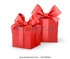 gift boxes blue new stock illustration 526178356