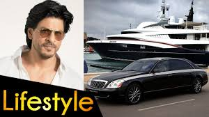 shahrukh khan biography income family house cars lifestyle