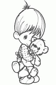 stuffed animal coloring pages coloring