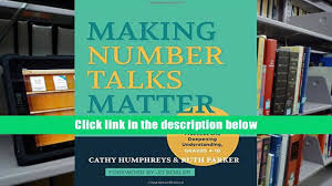 audiobook making number talks matter developing mathematical