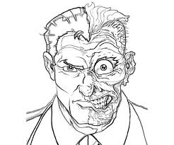 cool face coloring pages perfect coloring 3159 unknown