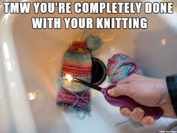 Knitting Meme - knitting lace the navy seal level of knitting meme on imgur