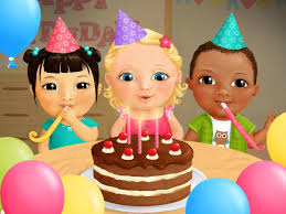 baby birthday sweet baby girl birthday android apps on play