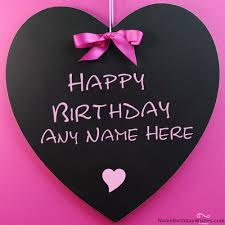 pendant birthday wishes with name