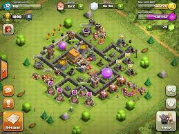 clash of clans image picture of my base jpg clash of clans wiki fandom