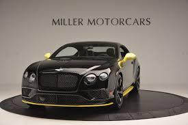bentley garage 2017 bentley continental gt speed black edition stock b1179 for