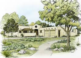 southwestern home plans southwestern home plan with shape 46046hc