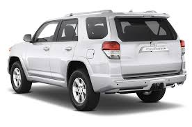 2010 toyota 4runner reviews and rating motor trend