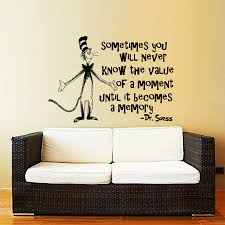ergonomic wall decor sayings above bed wall sticker wall design