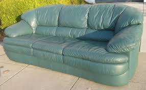 Green Leather Sectional Sofa Leather Sofa Green Home And Textiles