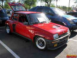 renault hatchback from the 1980s 1985 renault 5 turbo ii rally car genho