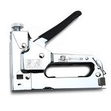 Staple Gun Upholstery Heavy Duty Rapid Upholstery Hand Tool Nail Staple Gun Stapler For