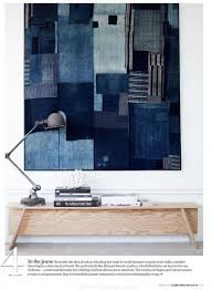 all about indigo interiors by color