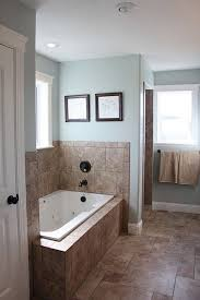 Brown Blue Bathroom Ideas 40 Brown Bathroom Floor Tiles Ideas And Pictures