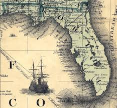 us map equator railroad and map of florida 1862
