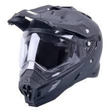 monster motocross helmets motocross helmet w tec ap 885 matte black insportline
