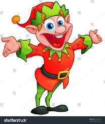 christmas elf cartoon style stock vector 726179581 shutterstock