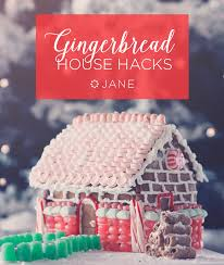 gingerbread house hacks jane blog jane blog