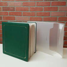post bound photo albums post bound or hinge album storage box set of 4