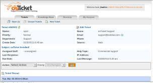 Help Desk Ticketing Software Reviews Review Osticket Help Ticket System Techrepublic