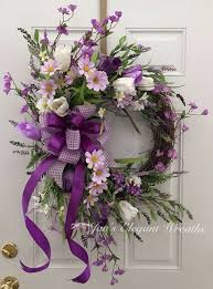 springtime wreaths springtime wreaths of all kinds pinterest wreaths flowers and