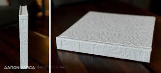 Leather Wedding Albums White Leather Pennsylvanian Wedding Album