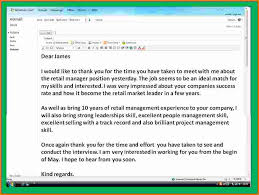 5 thank you note for interview expense report