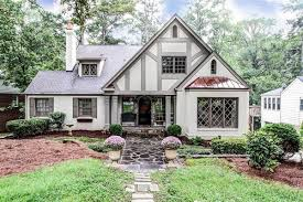 English Tudor by In Buckhead U0027s Peachtree Park 900k English Tudor Oozes Curb