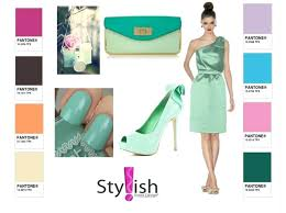 what colors go good with pink what colours go with turquoise what colors go with green images