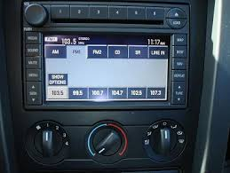 mustang navigation 07 mustang navigation option the mustang source ford mustang
