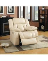Leather Match Upholstery Fall Sale Furniture Of America Newburg Red Bonded Leather Match