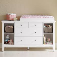 Changing Table Storage Dresser With Changing Table Storage Home Inspirations Design