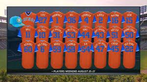 astros u0027 players weekend nicknames mlb com