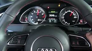 audi rs5 speed limiter top speed 327km h
