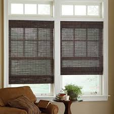 Jcpenney Blind Sale Jcpenney Home Custom Bamboo Woven Wood Roman Shade